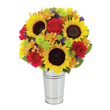Sunflower Delight Bouquet (BF317-11)